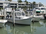 24 ft. Eastern Boats 248 Explorer Downeast Boat Rental Fort Myers Image 3