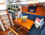 47 ft. Other Stevens 47 Cruiser Boat Rental Boston Image 4