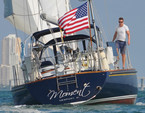 47 ft. Other Stevens 47 Cruiser Boat Rental Boston Image 6