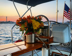 47 ft. Other Stevens 47 Cruiser Boat Rental Boston Image 9