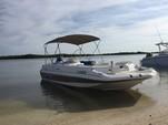 20 ft. Hurricane Boats SDS 201 Deck Boat Boat Rental Daytona Beach  Image 1