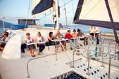 64 ft. Schooner Creek  64' Custom SeaRunner Catamaran Boat Rental Hawaii Image 1