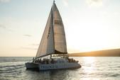64 ft. Schooner Creek  64' Custom SeaRunner Catamaran Boat Rental Hawaii Image 2