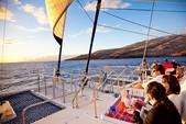 64 ft. Schooner Creek  64' Custom SeaRunner Catamaran Boat Rental Hawaii Image 4