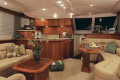 52 ft. Silverton Marine 48 Convertible Convertible Boat Rental Tampa Image 6