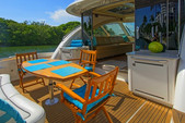 62 ft. Sea Ray Boats 60 Sundancer Cruiser Boat Rental Miami Image 3
