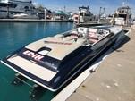 39 ft. Hustler Powerboats 388 Slingshot Performance Boat Rental Miami Image 1
