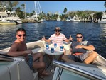 26 ft. Sea Ray Boats 240 Sundeck Bow Rider Boat Rental Miami Image 10