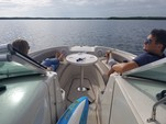 26 ft. Sea Ray Boats 240 Sundeck Bow Rider Boat Rental Miami Image 11