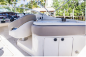 26 ft. Sea Ray Boats 240 Sundeck Bow Rider Boat Rental Miami Image 12