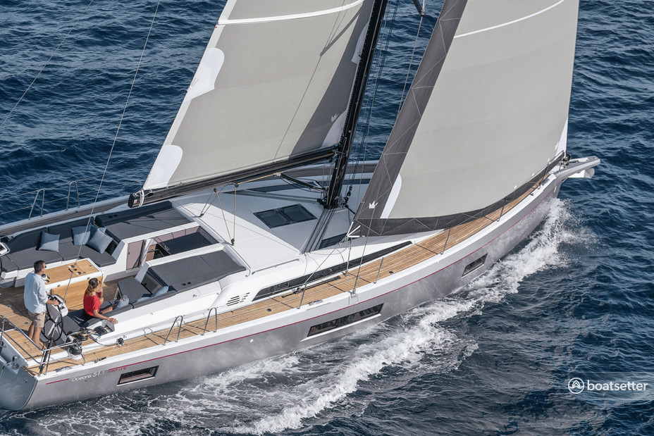 Rent a Oceanis 51.1 HYDROBABAY cruiser in Oakland, CA near me