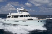 64 ft. Hatteras Yachts 63 Cockpit Motor Yacht Flybridge Boat Rental West Palm Beach  Image 1