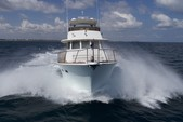 64 ft. Hatteras Yachts 63 Cockpit Motor Yacht Flybridge Boat Rental West Palm Beach  Image 2