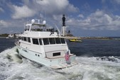 64 ft. Hatteras Yachts 63 Cockpit Motor Yacht Flybridge Boat Rental West Palm Beach  Image 4