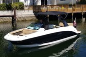 25 ft. Sea Ray Boats 250 SLX Bow Rider Boat Rental Miami Image 5
