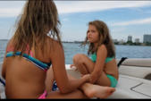 26 ft. Sea Ray Boats 240 Sundeck Bow Rider Boat Rental Miami Image 19