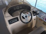20 ft. Voyager Marine 20' Sport Cruise Deluxe Pontoon Boat Rental Austin Image 1