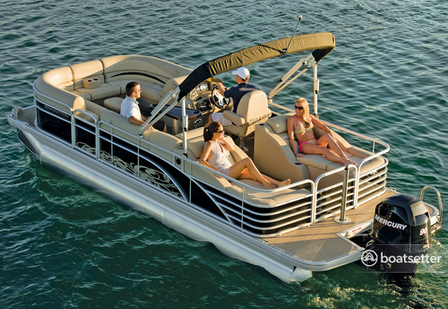 Rent A 2012 24 Ft Bennington Marine 2275gcw In Placerville Ca On Boatsetter