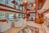 100 ft. Hatteras Yachts 100 Motor Yacht Motor Yacht Boat Rental Miami Image 4