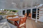 100 ft. Hatteras Yachts 100 Motor Yacht Motor Yacht Boat Rental Miami Image 6