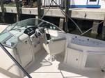 26 ft. Hurricane Boats SD 2700 w/2-F150TXR Deck Boat Boat Rental Miami Image 1