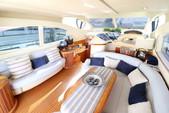 50 ft. Azimut Yachts 50 Motor Yacht Boat Rental Miami Image 4