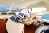 50 ft. Azimut Yachts 50 Motor Yacht Boat Rental Miami Image 6