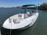 26 ft. Bayliner Rendezvous 26 Deck Boat Boat Rental The Keys Image 1