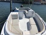 26 ft. Bayliner Rendezvous 26 Deck Boat Boat Rental The Keys Image 3