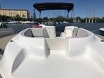 26 ft. Bayliner Rendezvous 26 Deck Boat Boat Rental The Keys Image 2
