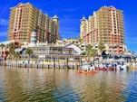25 ft. Veranda V25RL Vertex w/Triple Toon Perf. Pkg. Pontoon Boat Rental West FL Panhandle Image 2