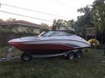 21 ft. Yamaha 212SS  Jet Boat Boat Rental Miami Image 3