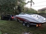 21 ft. Yamaha 212SS  Jet Boat Boat Rental Miami Image 5