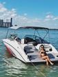 21 ft. Yamaha 212SS  Jet Boat Boat Rental Miami Image 2
