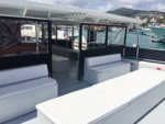 63 ft. 2017 Custom Cooper Catamaran 63´ Catamaran Boat Rental St. Thomas Image 6