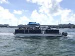 40 ft. Corinthian Pontoon Pontoon Boat Rental Miami Image 25