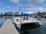 33 ft. Bosun Boats Crowther 33 Catamaran Boat Rental Hawaii Image 2