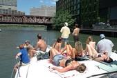 50 ft. Sea Ray Boats 420 Sundancer Cruiser Boat Rental Chicago Image 3