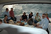 50 ft. Sea Ray Boats 420 Sundancer Cruiser Boat Rental Chicago Image 7