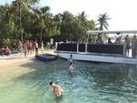40 ft. Corinthian Pontoon Pontoon Boat Rental Miami Image 27