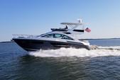 60 ft. Cruisers Yachts 60 Fly IPS950 Cruiser Boat Rental Washington DC Image 1