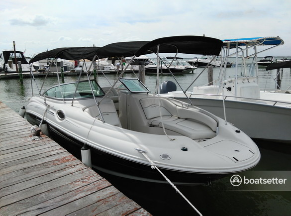 Rent a Fishing bass boat in Cancún, Q.R. near me