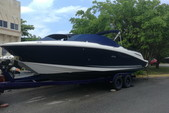 35 ft. Fishing Boat Bass Boat Boat Rental Cancún Image 1