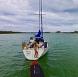 30 ft. Canadian Sail Yacht CS 30' Cruiser Boat Rental Miami Image 4