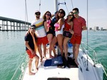 30 ft. Canadian Sail Yacht CS 30' Cruiser Boat Rental Miami Image 5