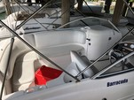 24 ft. Hurricane Boats SD 2400 w/F200XA Deck Boat Boat Rental Fort Myers Image 2