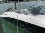 27 ft. Hurricane Boats SD 2600 I/O Cruiser Boat Rental Miami Image 6