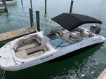 27 ft. Hurricane Boats SD 2600 I/O Cruiser Boat Rental Miami Image 10