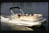 23 ft. Bennington Marine 22SSLDX Pontoon Boat Rental Fort Myers Image 1