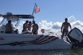 33 ft. Donzi Marine 35 ZF Cuddy Center Console Boat Rental Daytona Beach  Image 3